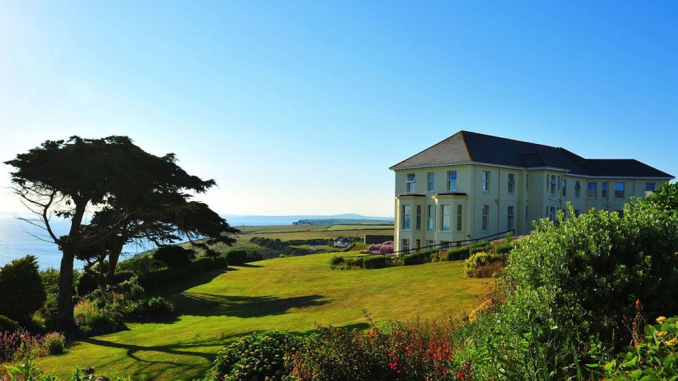 Polurrian Bay Hotel - Wedding planner Cornwall