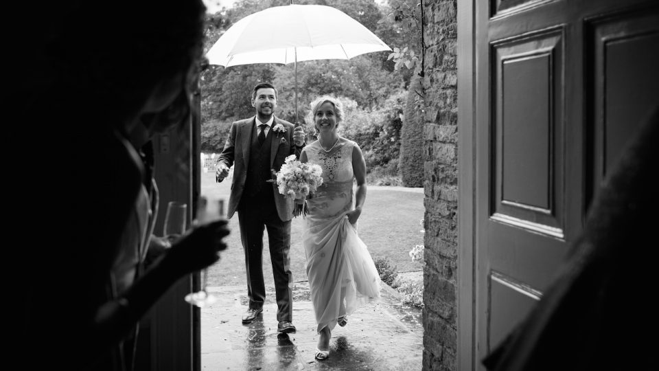 Alice and Tarquin wedding Kingston Estate - Wedding planner Devon