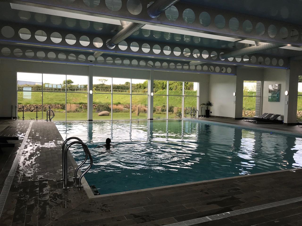 swimming pool at Una